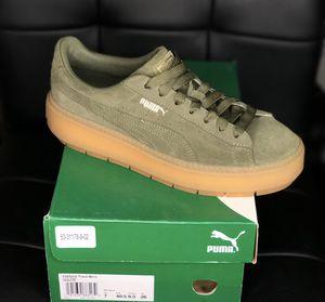 Puma Suede Platform Trace Shoes for Sale in Shoreline, WA