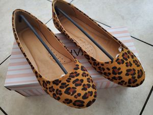 Leopard flats shoes for Sale in Bell Gardens, CA