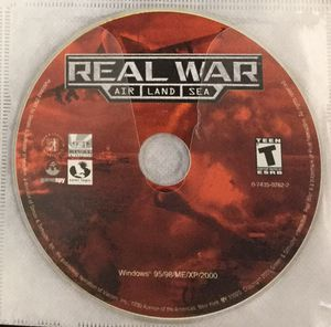 Real war air land sea for PC for Sale in Houston, TX