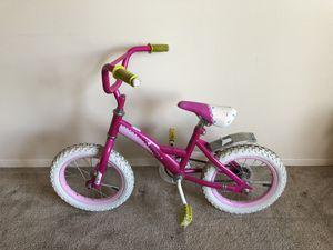 Kids bike lala loopsy 14 inch for Sale in Grand Rapids, MI
