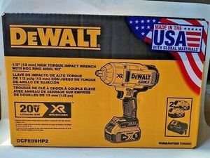 New nuevo, DeWalt impact wrench 20v max XR for Sale in Harbor City, CA