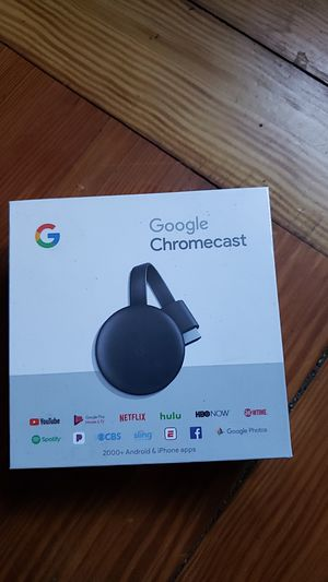 Google Chromecast for Sale in Woonsocket, RI