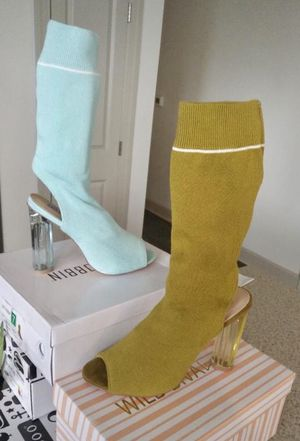 Mint/Olive Sock Boot *sold separately for Sale in Orlando, FL