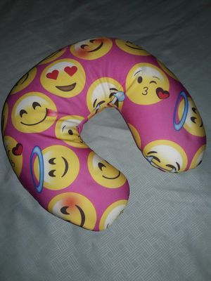 Squishy Emoji Neck Pillow! =) for Sale in Las Vegas, NV