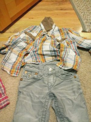 Clothes for boys 2T for Sale in Phoenix, AZ