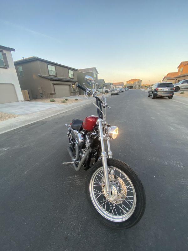 2007 Harley 883