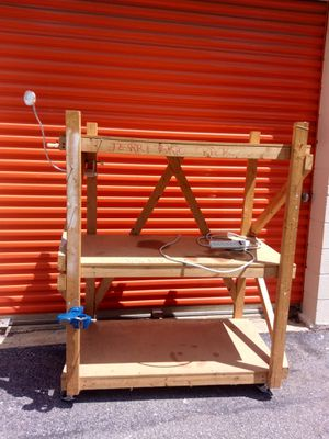 Super sturdy hand made shelves for Sale in Hyattsville, MD