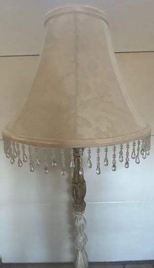 Floor lamp like brand new. for Sale in Stafford Township, NJ