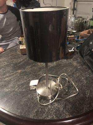 Lamp, black for Sale in Oakdale, CA
