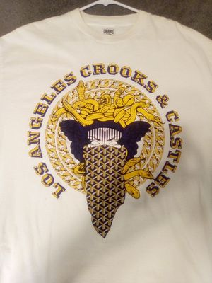 Crooks and castles tee size XL for Sale in Las Vegas, NV