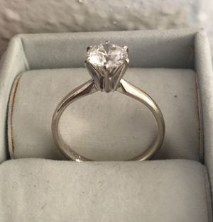 Beautiful 1 CT engagement ring for Sale in LOS RNCHS ABQ, NM