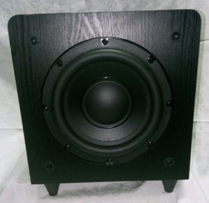 """Sunfire DS Dynamic Series SDS 8"""" inch Black Ash400W Peak Output Powered Sub Subwoofer for Sale in Largo, FL"""