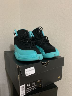 "Jordan 12 ""HIPER JADE"" for Sale in Haines City, FL"