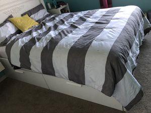 IKEA brimnes queen bed for Sale in Gilbert, AZ