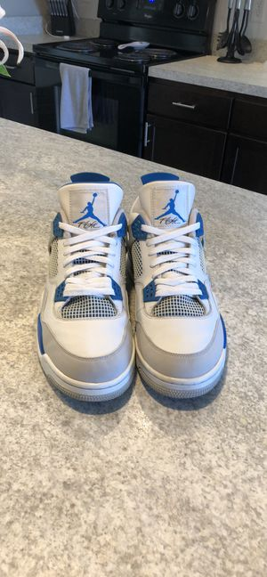 Jordan 4 Military Blue Sz 13 for Sale in New Albany, OH