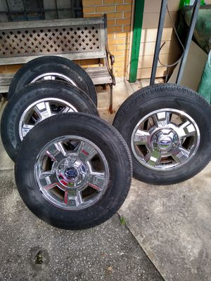 Ford F150 tires and rims for Sale in Azalea Park, FL