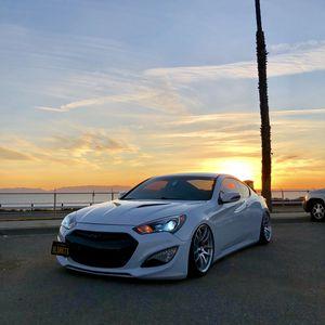 2015 Hyundai Genesis coupe for Sale in Escondido, CA