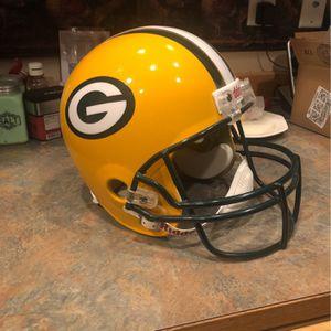 Green Bay Packers Replica Helmet for Sale in Arlington, WA