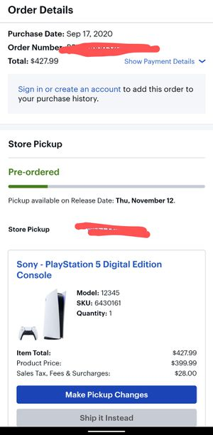 Playstation 5 digital copy for Sale in Miami, FL