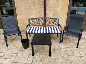 Outdoor Patio Furniture for Pool, Deck, Etc. for Sale in Atlanta, GA