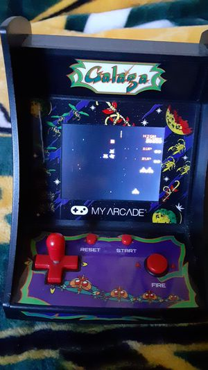 Galaga mini arcade for Sale in San Diego, CA