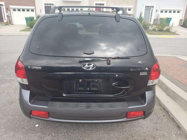 2006 Hyundai Santa fe for sale