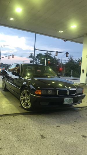 1998 BMW 740i for Sale in Deerfield, NH
