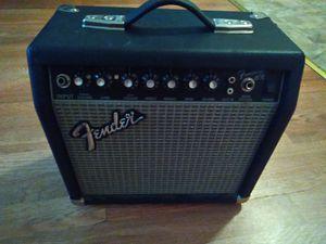 Fender Frontman Amplifier for Sale in Hartford, CT