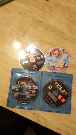 Ps3 and Wii games for Sale in Everett, WA