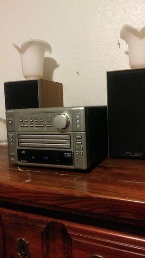 Denon stereo system for Sale in Sacramento, CA