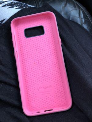 Samsung galaxy s8 plus speck case for Sale in Pamplin, VA