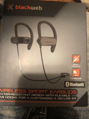 BlackWeb Earbuds for Sale in Fresno, CA