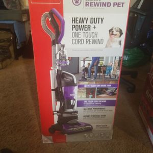 Dirt Devil Max Pet Rewind150, Can Deliver for Sale in Pearblossom, CA