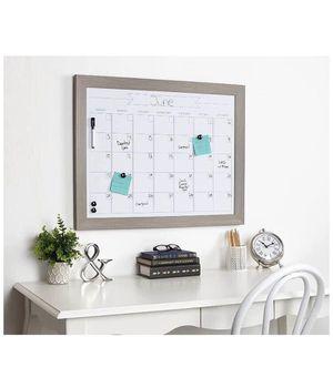 Dry erase calendar for Sale in Abilene, TX