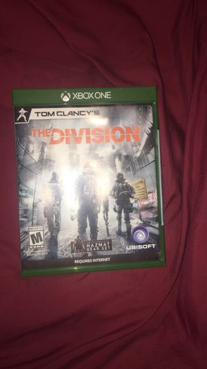 The division-Tom Clancy for Sale in Greenville, SC