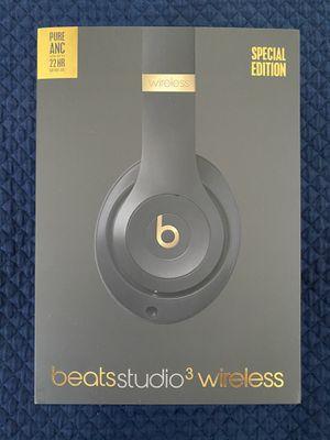 New Beats Studio3 Wireless Headphones for Sale in San Antonio, TX