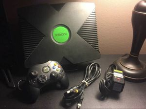 Ultimate Retro / Arcade Modded Xbox with 1TB drive and 250 Xbox Games for Sale in Frisco, TX