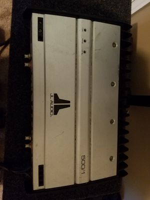 JL Audio Amplifier for Sale in VINT HILL FRM, VA
