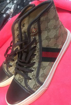 8.5 Gucci High Top Sneakers for Sale in Phoenix, AZ