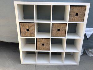 IKEA Cube Storage Shelving Unit for Sale in Glendora, CA