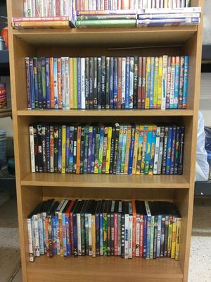 DVD.S 500 to choose from for Sale in ELEVEN MILE, AZ