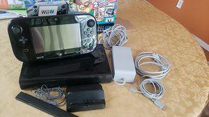 Nintendo wuii u super mario 3D 32GB for Sale in Glenarden, MD