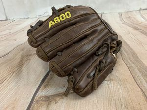 Wilson A800 Game Ready SoftFit Baseball Glove Youth Sz 11.5 Right-Handed Thrower for Sale in Santa Clarita, CA