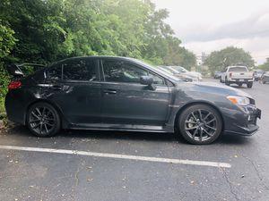 2018 Subaru WRX Premium CVT for sale San Antonio for Sale in San Antonio, TX