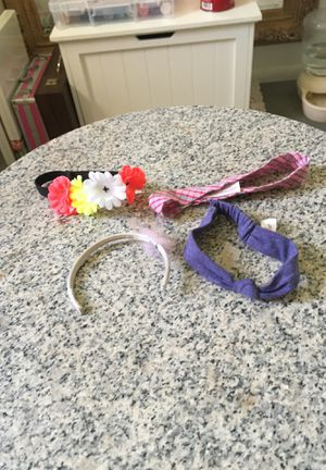 American girl doll accessories hair bands for Sale in Phoenix, AZ