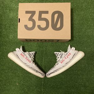 Yeezy Zebra DS og all Size 10 for Sale in Sterling, VA