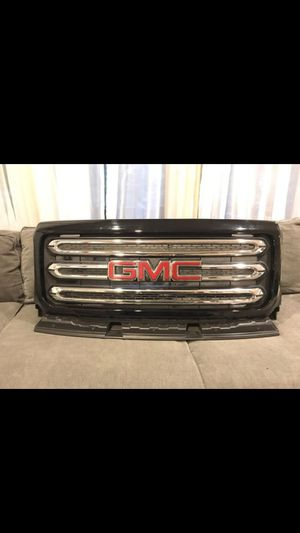 Gmc front Grille black. for Sale in Vancouver, WA