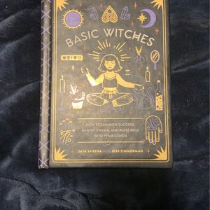 Basic Witches Book Never Used for Sale in Warren, MI