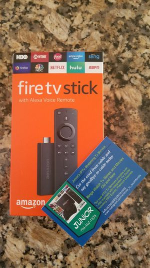 New Fire TV Stick for Sale in Fort Lauderdale, FL