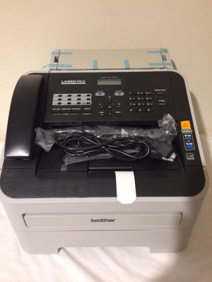 Refurbished, no box, Brother 2840 Fax Machine. I have 2. for Sale in Van Buren, AR